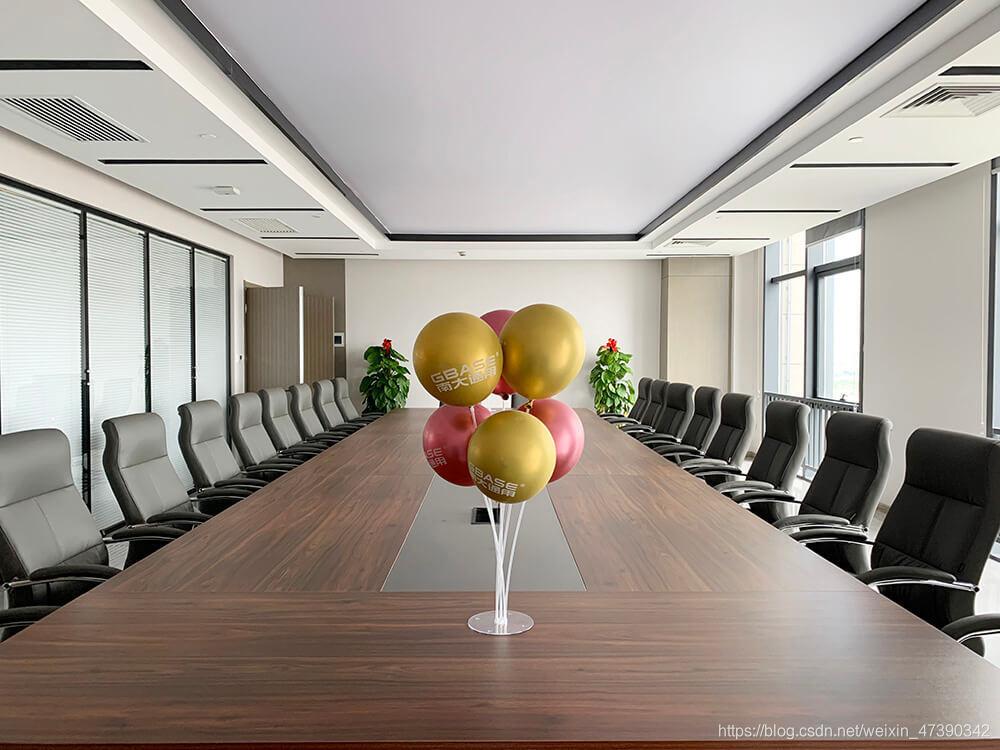 南大通用办公环境,天津,会议室1