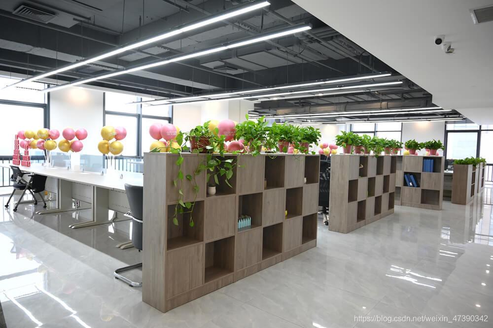 南大通用办公环境,天津,工作区